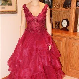 Ellie Wilde Dress